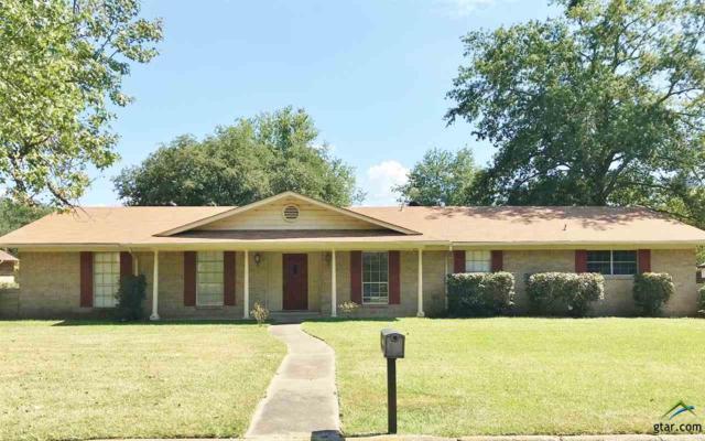 406 Southgate Drive, Mt Pleasant, TX 75455 (MLS #10112284) :: RE/MAX Impact