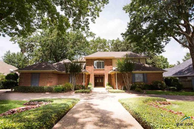 1605 Royal Oak Dr., Tyler, TX 75703 (MLS #10112287) :: The Wampler Wolf Team