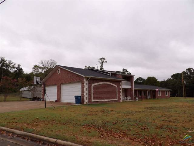 810 N Denman Rd, Overton, TX 75684 (MLS #10113839) :: Griffin Real Estate Group