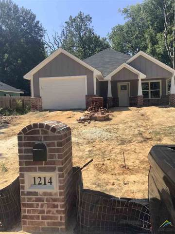 1214 Connally St, Tyler, TX 75701 (MLS #10113877) :: RE/MAX Impact