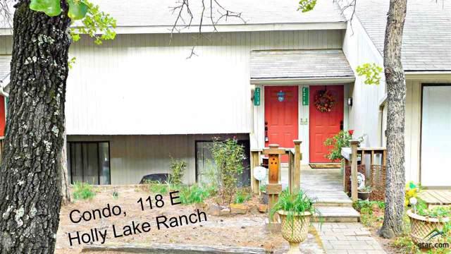 225 Holly Hill Circle #118 E, Holly Lake Ranch, TX 75765 (MLS #10114163) :: RE/MAX Impact