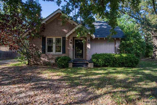 607 E Mckay, Troup, TX 75789 (MLS #10114187) :: The Wampler Wolf Team