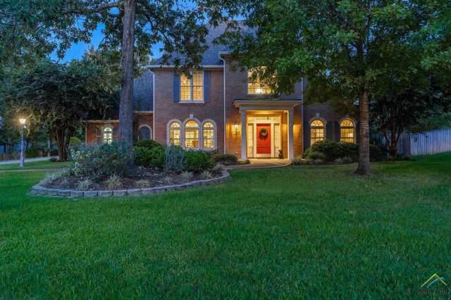 100 Oak Isle, Longview, TX 75605 (MLS #10114189) :: RE/MAX Impact