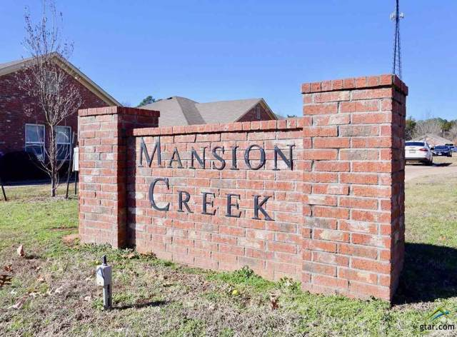 8732 Mansion Creek Circle, Tyler, TX 75707 (MLS #10114423) :: RE/MAX Impact