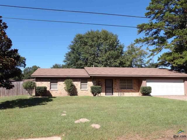 501 E Acacia St, Overton, TX 75684 (MLS #10114591) :: RE/MAX Professionals - The Burks Team