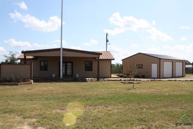 12053 Fm 115, Scroggins, TX 75480 (MLS #10114621) :: The Wampler Wolf Team