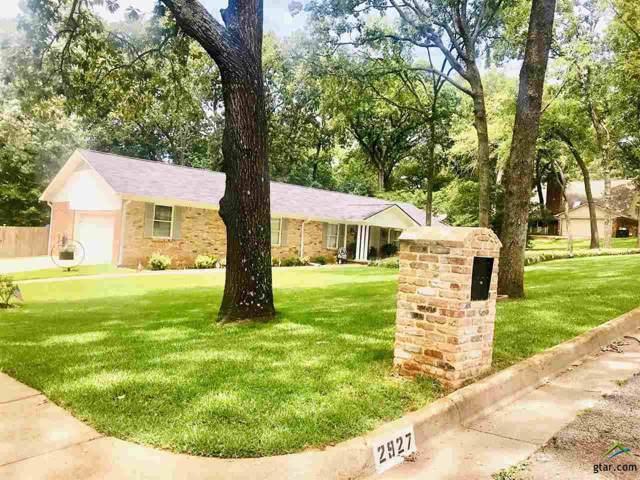 2927 Fry Avenue, Tyler, TX 75701 (MLS #10114694) :: RE/MAX Impact