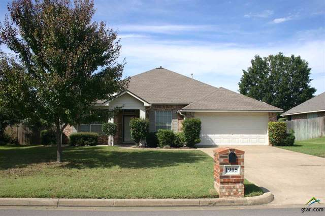 1905 Waterton Circle, Whitehouse, TX 75791 (MLS #10114726) :: RE/MAX Professionals - The Burks Team