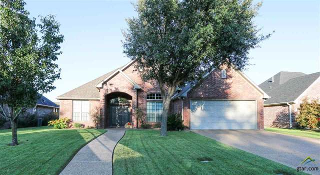 842 Carriage, Tyler, TX 75703 (MLS #10114784) :: The Wampler Wolf Team