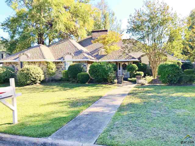 510 Southgate Dr, Mt Pleasant, TX 75455 (MLS #10114854) :: The Wampler Wolf Team