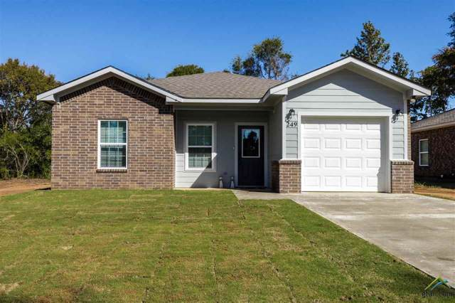 249 Twisted Oaks Dr, Rusk, TX 75785 (MLS #10114898) :: The Wampler Wolf Team