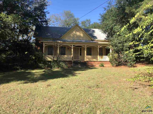 605 E Calvert, Troup, TX 75789 (MLS #10114921) :: The Wampler Wolf Team