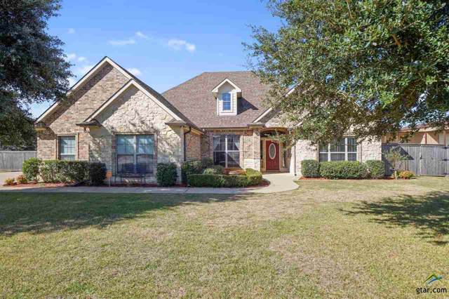 16041 Stonebriar Court, Lindale, TX 75771 (MLS #10114933) :: The Wampler Wolf Team