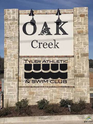3006 Willow Creek Cr, Tyler, TX 75703 (MLS #10115022) :: RE/MAX Professionals - The Burks Team