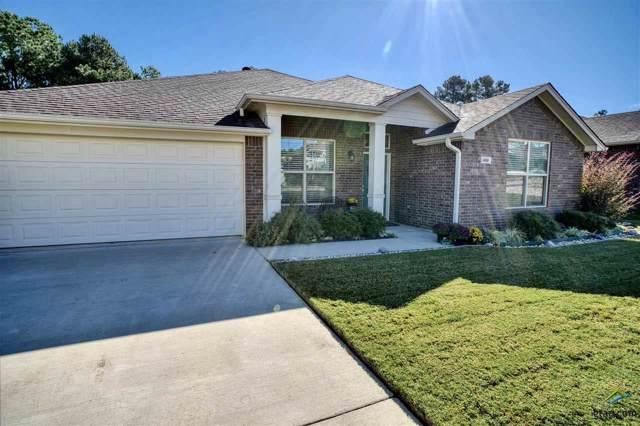 6668 Lacebark Circle, Tyler, TX 75703 (MLS #10115397) :: RE/MAX Impact