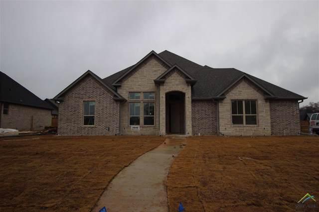 2849 Barton Creek, Tyler, TX 75703 (MLS #10115770) :: RE/MAX Impact