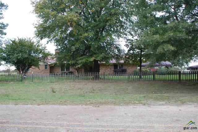 200 County Road 3644, Saltillo, TX 75478 (MLS #10115779) :: RE/MAX Professionals - The Burks Team