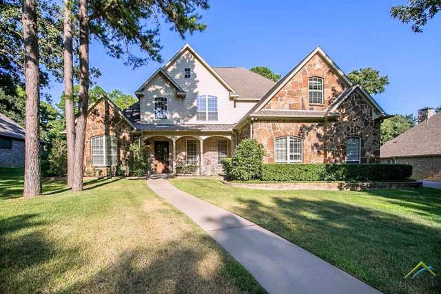 1975 Stonegate Valley Dr, Tyler, TX 75703 (MLS #10115842) :: The Wampler Wolf Team