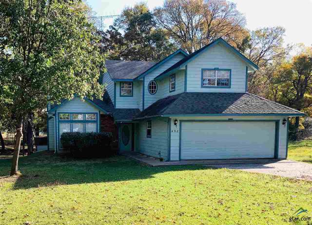 498 Rs County Road 1532, Point, TX 75472 (MLS #10115853) :: The Wampler Wolf Team