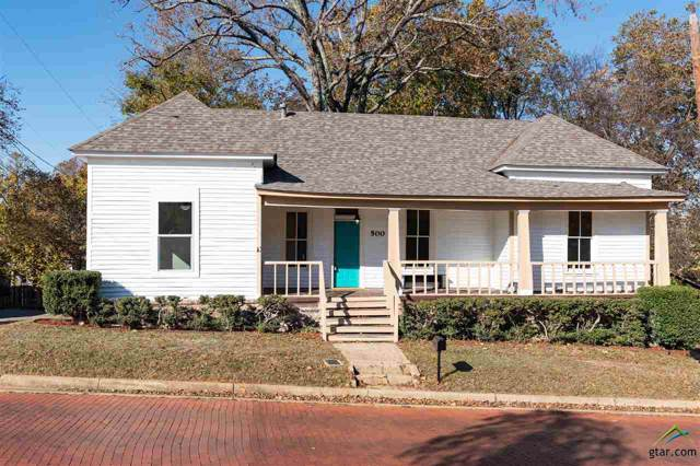 500 E Elm, Tyler, TX 75702 (MLS #10115907) :: RE/MAX Impact