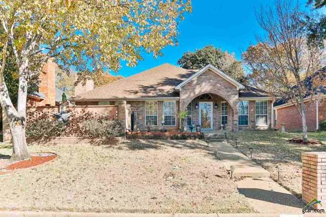 5018 Forestwood Blvd., Tyler, TX 75703 (MLS #10115917) :: RE/MAX Impact