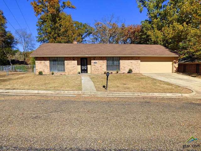 509 Rosewood, Mt Pleasant, TX 75455 (MLS #10115919) :: RE/MAX Professionals - The Burks Team