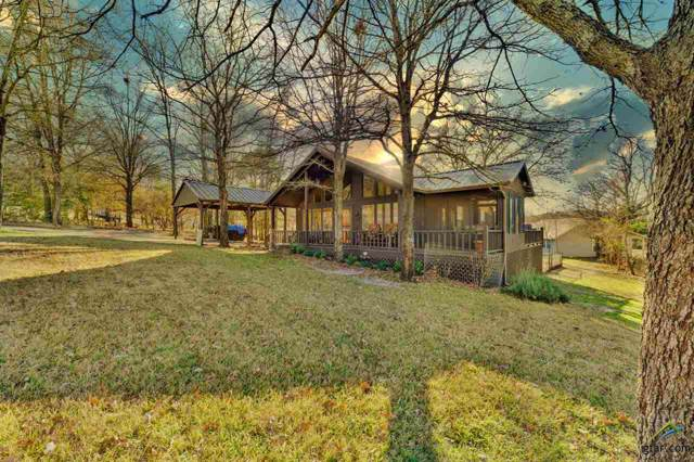 261 Salida Bend, Holly Lake Ranch, TX 75765 (MLS #10116246) :: The Wampler Wolf Team