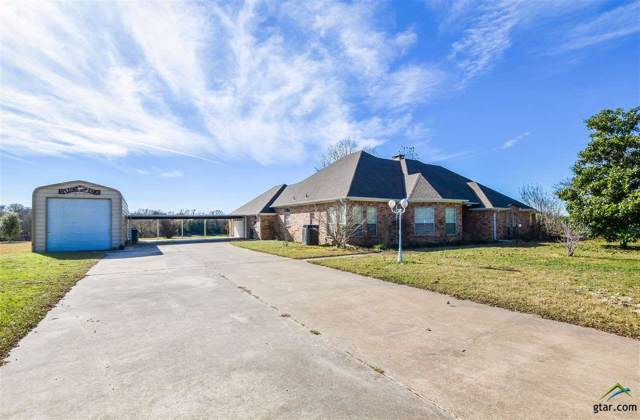 10297 Cr 3817, Athens, TX 75752 (MLS #10116303) :: The Wampler Wolf Team