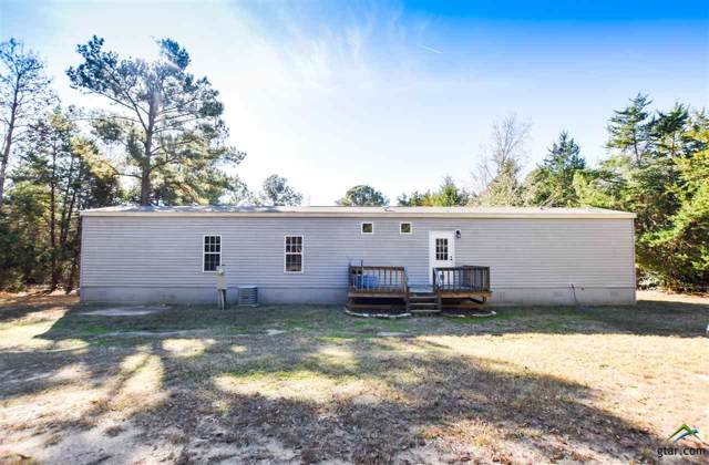 1626 N Caribou Dr, Gilmer, TX 75644 (MLS #10116305) :: The Wampler Wolf Team