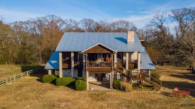 13436 State Hwy 19 North, Athens, TX 75752 (MLS #10116387) :: The Wampler Wolf Team