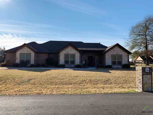 3769 County Road 1405, Jacksonville, TX 75766 (MLS #10116393) :: RE/MAX Professionals - The Burks Team