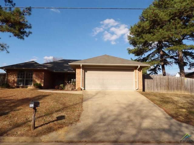 502 Sunnyside Dr, Overton, TX 75684 (MLS #10116395) :: RE/MAX Professionals - The Burks Team