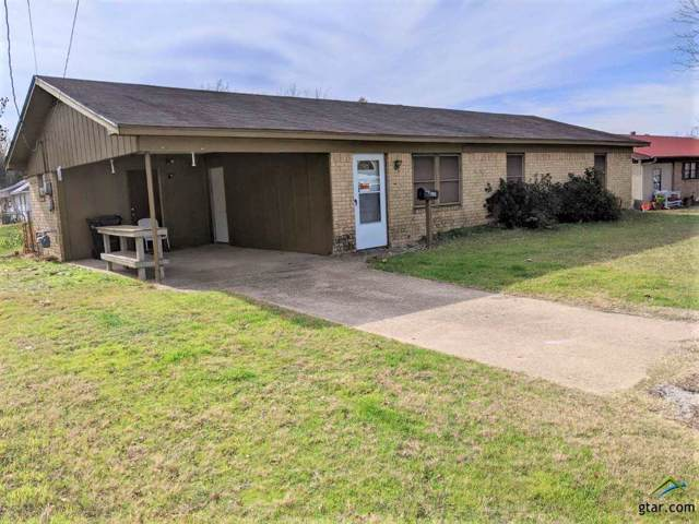 321 Milton, Jacksonville, TX 75766 (MLS #10116592) :: The Wampler Wolf Team
