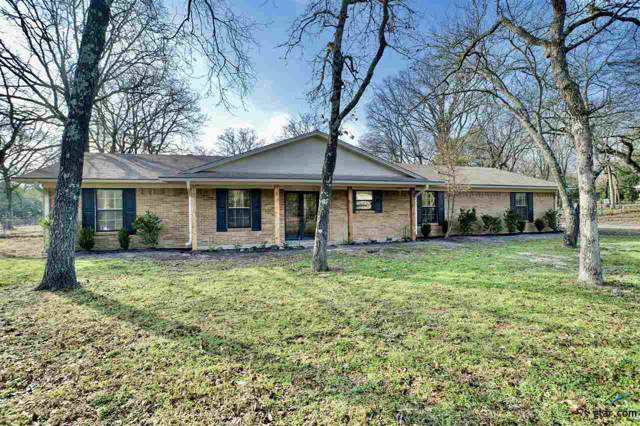 105 Trail Ridge Rd., Athens, TX 75751 (MLS #10116835) :: The Wampler Wolf Team