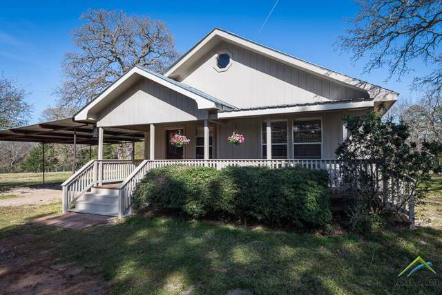 1377 County Road 3250, Quitman, TX 75783 (MLS #10117465) :: The Wampler Wolf Team