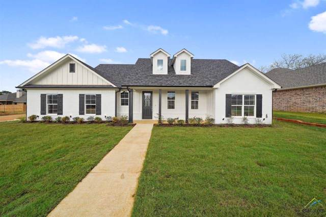 808 Sunny Meadows, Whitehouse, TX 75791 (MLS #10117480) :: The Wampler Wolf Team