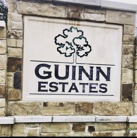 2823 Guinn Farms Rd., Tyler, TX 75707 (MLS #10117540) :: RE/MAX Professionals - The Burks Team
