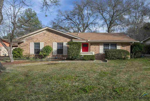 3130 Andy Lane, Tyler, TX 75701 (MLS #10117589) :: RE/MAX Professionals - The Burks Team