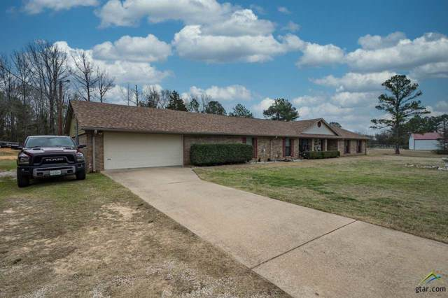 15669 County Road, Tyler, TX 75703 (MLS #10117601) :: The Wampler Wolf Team