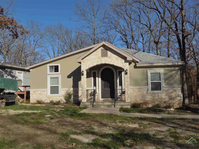 360 Private Road 7707, Emory, TX 75440 (MLS #10117740) :: RE/MAX Professionals - The Burks Team