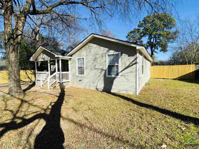 302 N Lane Wells, Longview, TX 75604 (MLS #10117819) :: The Wampler Wolf Team
