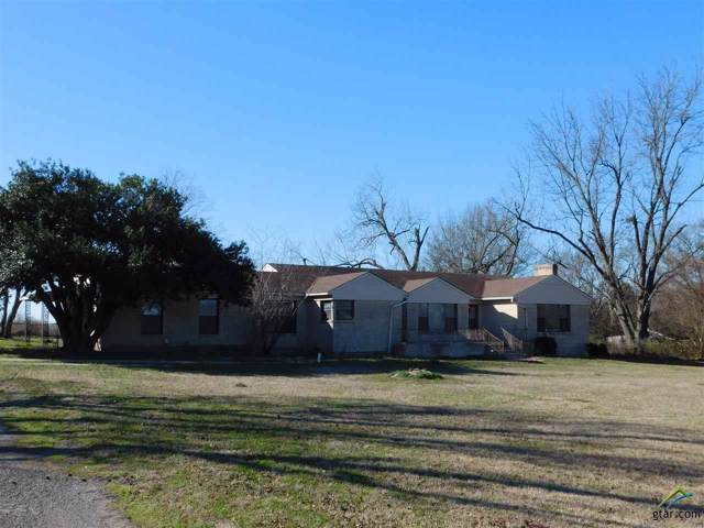 452 E Fm 2795, Emory, TX 75440 (MLS #10117828) :: The Wampler Wolf Team