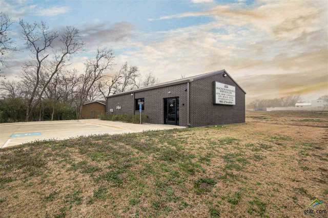 3013 Washington St, Greenville, TX 75401 (MLS #10118014) :: RE/MAX Professionals - The Burks Team