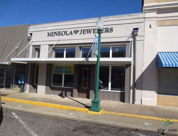 106 W Broad, Mineola, TX 75773 (MLS #10118195) :: RE/MAX Professionals - The Burks Team