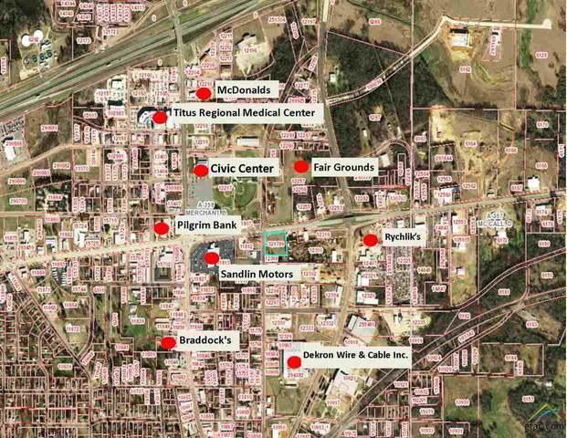 Hwy 67 E 16th Street, Mt Pleasant, TX 75455 (MLS #10118361) :: RE/MAX Professionals - The Burks Team