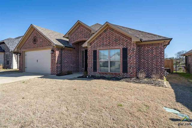 317 Kingdom Blvd., Lindale, TX 75771 (MLS #10118674) :: RE/MAX Professionals - The Burks Team