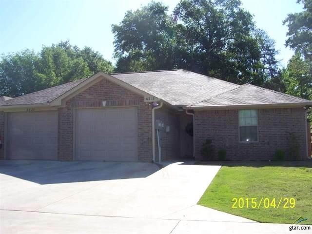 6816 Walnut Hill, Flint, TX 75762 (MLS #10118735) :: RE/MAX Professionals - The Burks Team