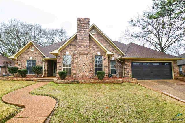 611 Cedar Creek Dr, Tyler, TX 75703 (MLS #10118926) :: RE/MAX Professionals - The Burks Team