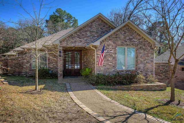 5720 Fern Cove Terrace, Tyler, TX 75703 (MLS #10118980) :: The Wampler Wolf Team