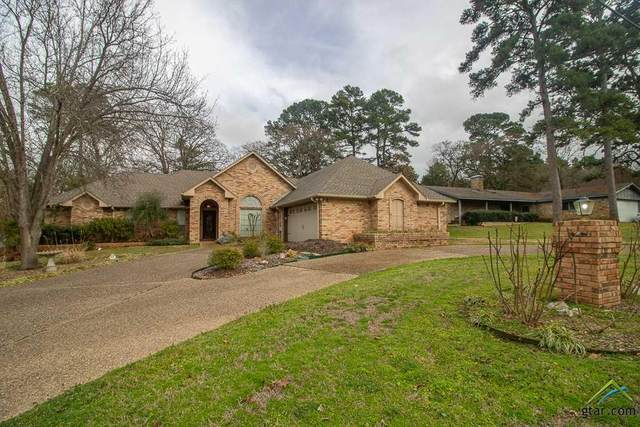 329 Hideaway Lane East, Hideaway, TX 75771 (MLS #10118995) :: The Wampler Wolf Team